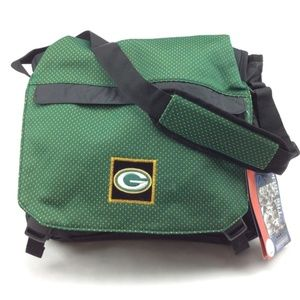 "NFL Green Bay Packers ""The Sack"" Messenger Bag"